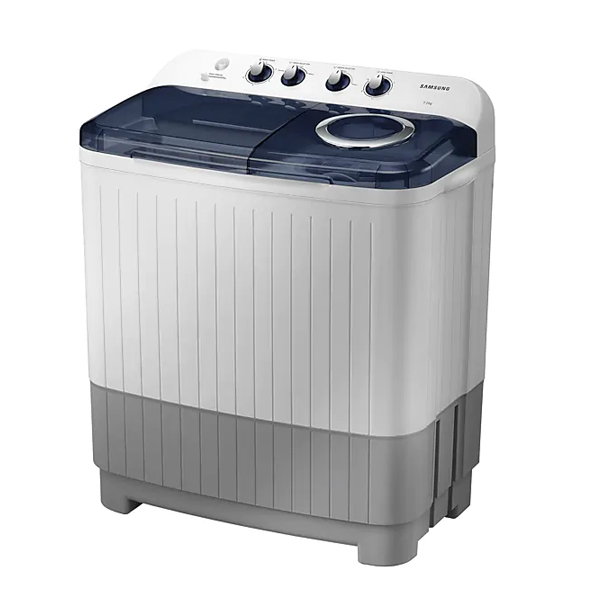 Samsung (WT72M3200HB) 7.2 kg Semi Automatic with Double Storm Pulsator Washing Machines