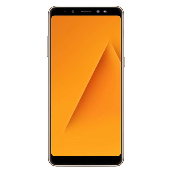 Samsung Galaxy A8 plus(6GB RAM/ 64GB Storage/ 6 inch Screen) Gold