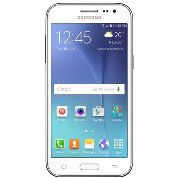 Samsung Galaxy J2 SM-J200GZWHINS,8 GB,White