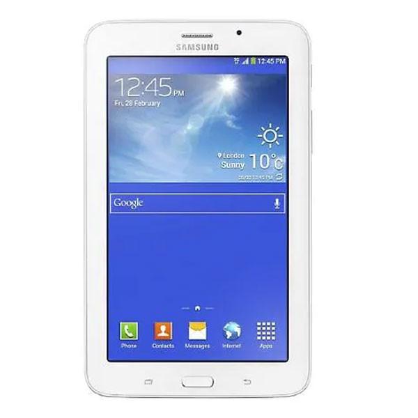 Samsung Galaxy Tab 3V (8GB 3600mAh) White