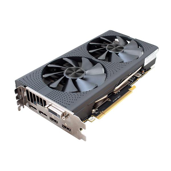 Sapphire Pulse Radeon RX 570(11266-36-20G)8G DDR5/ PCI-E/ Graphics Card