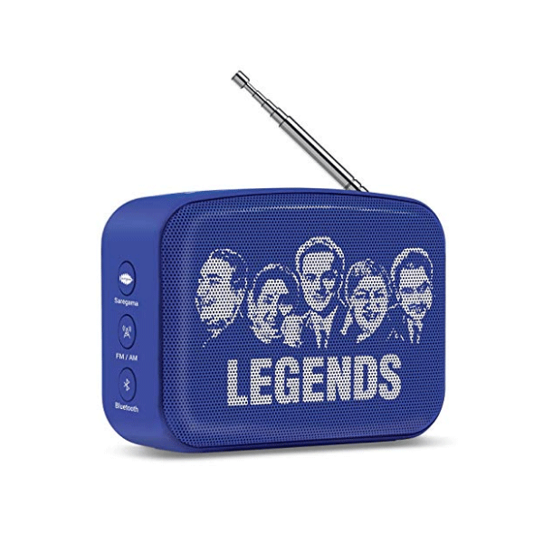 Saregama Carvaan Mini 2.0 Bluetooth Speaker 351 Songs/ FM-AM Radio/ USB/ 6 Vibrant Colors