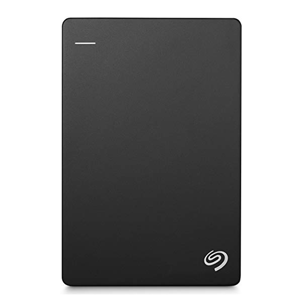 Seagate (STHN2000400) 2TB Backup Plus Slim Portable External Hard Drive(Mix)