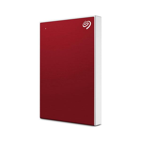 Seagate (STHN2000400) Backup Slim Portable 2TB External Hard Drive(Mix)
