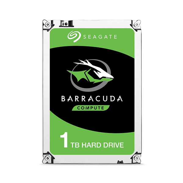 "SEAGATE 1 TB SATA BarraCuda Hard Drive/3.5""(ST1000DM010)"