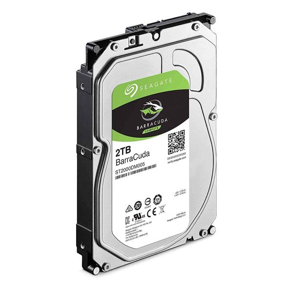 Seagate Barracuda (ST2000DM005) 2TB Desktop Internal Hard Disk