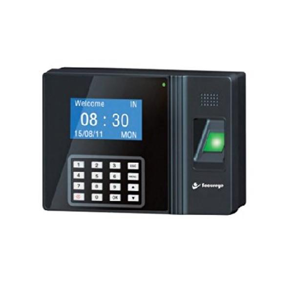 Secureye S-B250CB Fingerprint Biometric Device (RFID / Password / Battery / Access Control) Black