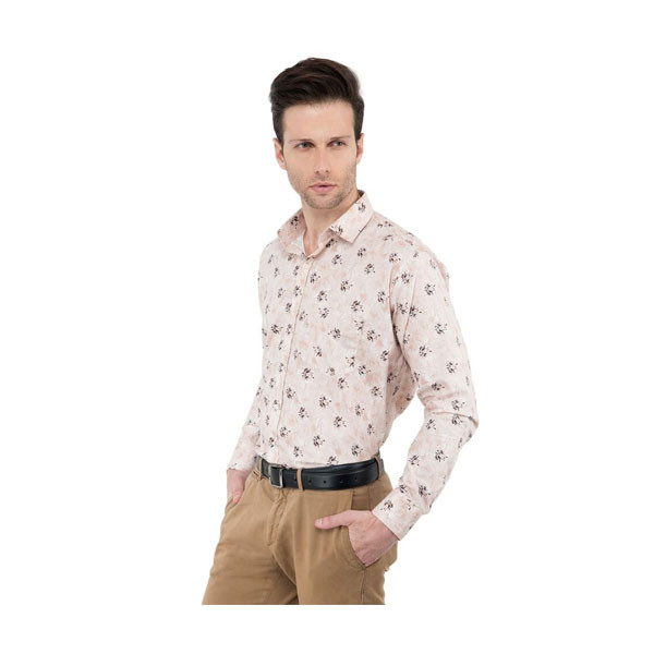 Shaurya-F Men's (Size-38) Solid PartyWear Shirt