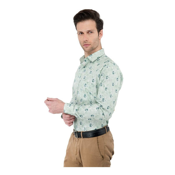 Shaurya-F Size-40 Solid Men's Party Shirt