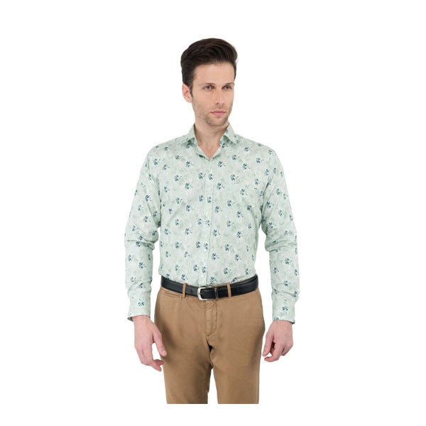 Shaurya-F Size-42 Solid Men's Party Shirt