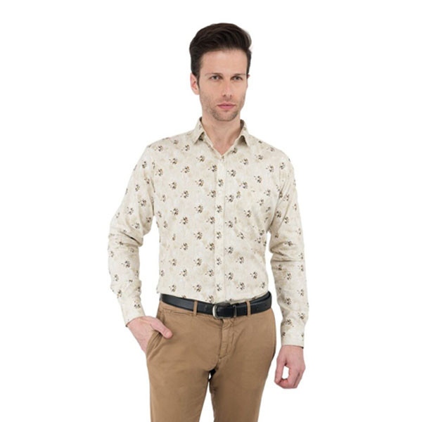 Shaurya-F Solid Men's Size-40 Party Shirt