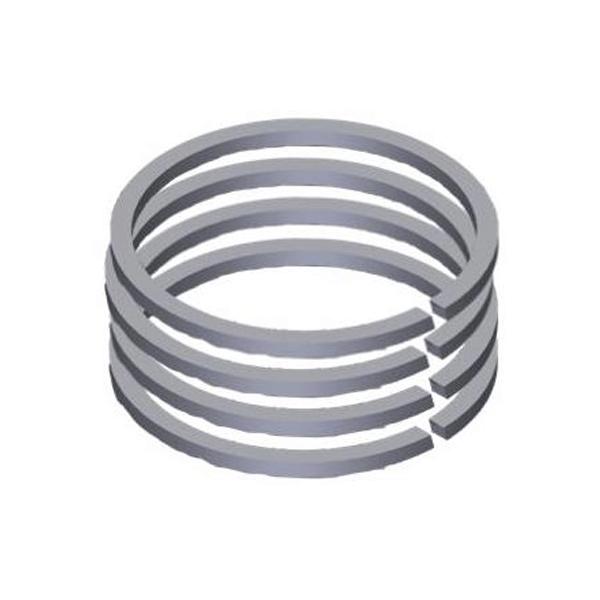 TATA 252503990164 Set-Piston Rings (BS-III) 697 ENGINE