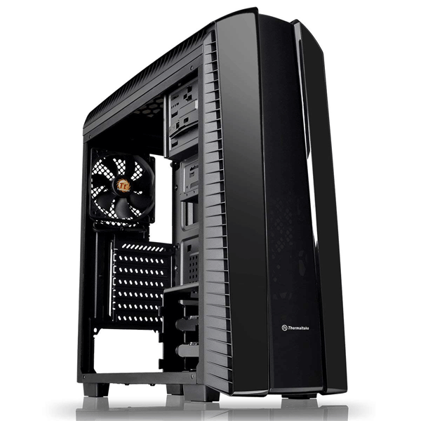 Thermaltake (CA-1H6-00M1WN-00 Versa N27) Window Mid-Tower Computer Cases (Black)