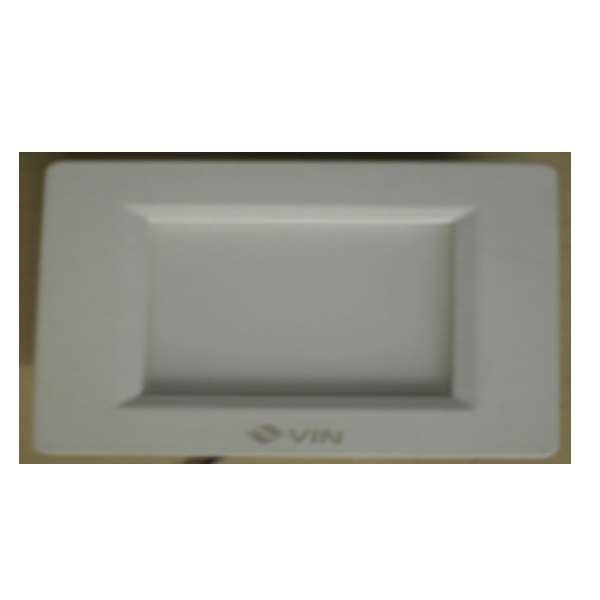 Vin VDLR MSA66 Led Ceiling Light/ 12 Watts/ White