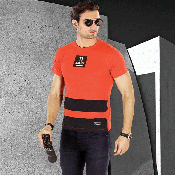 Vinson C26346 Round Neck H/S T-Shirt Assorted Combo (Pack 12)
