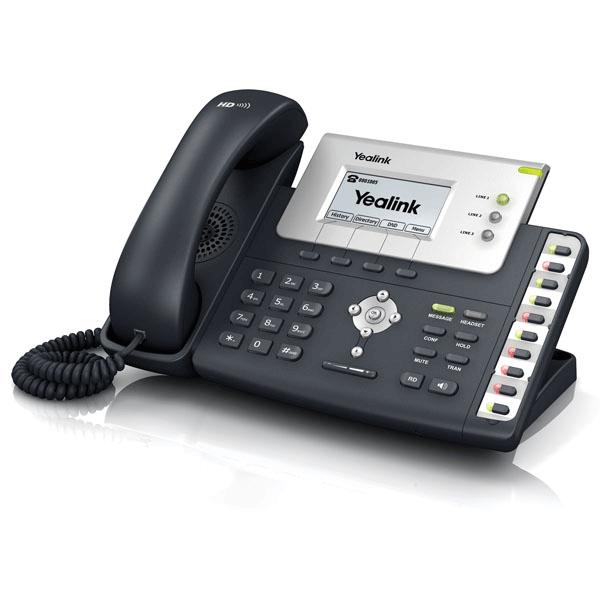 Yealink SIP-T26P Enterprise IP Phone