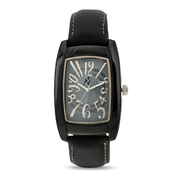 Yepme - 3585, Analog Leather Strap Watch