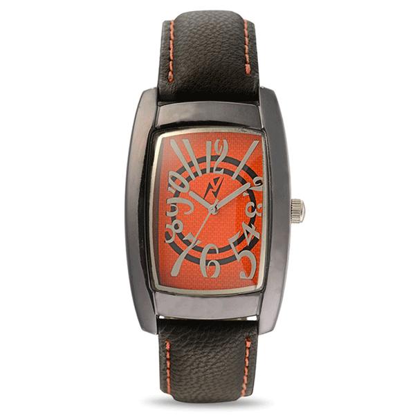 Yepme - 3586, Analog Leather Strap Watch