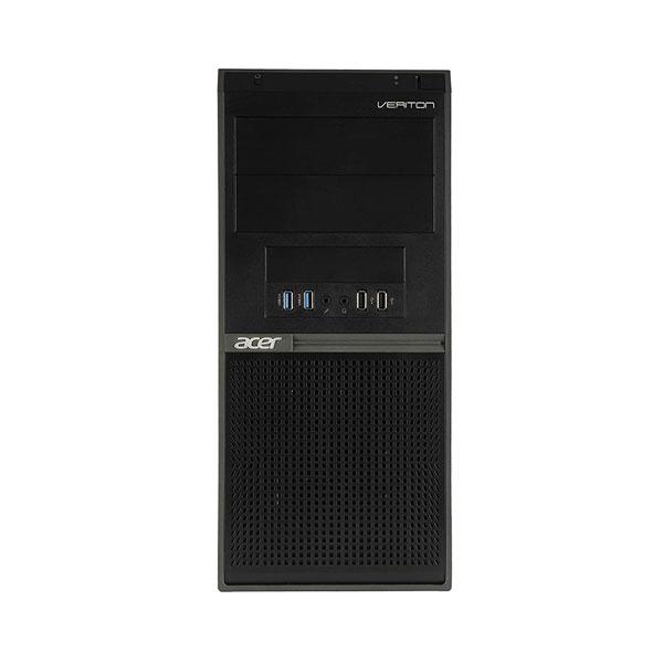 Acer M200 H410 (UX.VTJSI.292) Desktop (Intel Core I5/ 10th Gen/ 4GB RAM/ 1TB HDD/ DOS/ 19.5 Inch/ 1 Year Warranty) Black