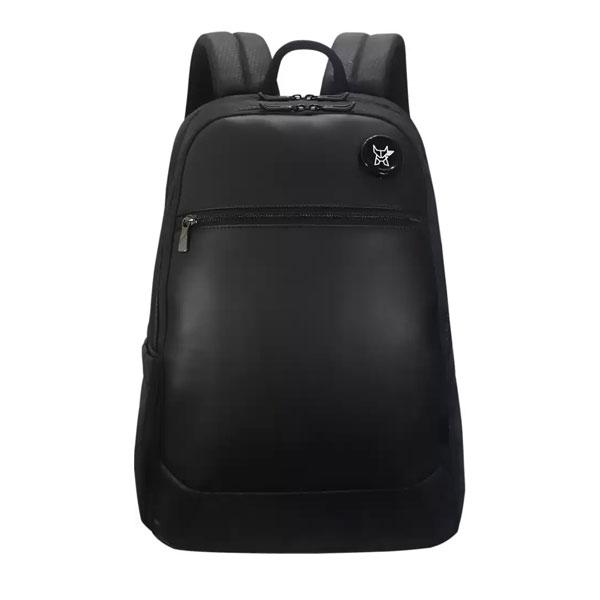 Arctic Fox 27 Liters Zinc Black 15 Inch Laptop Backpack