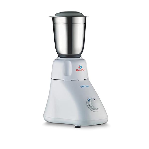 Bajaj Easy 500-Watt Mixer Grinder ( White)