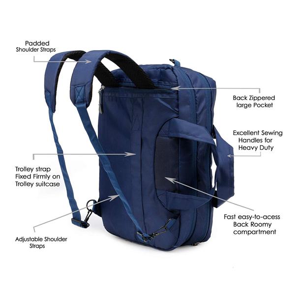 Chris & Kate ( CKB_395MA) Messenger Backpack
