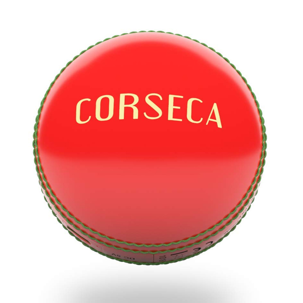 Corseca (DMSC33) Orb Cricket Ball Portable Wireless Bluetooth Sports Speaker (White and Red )
