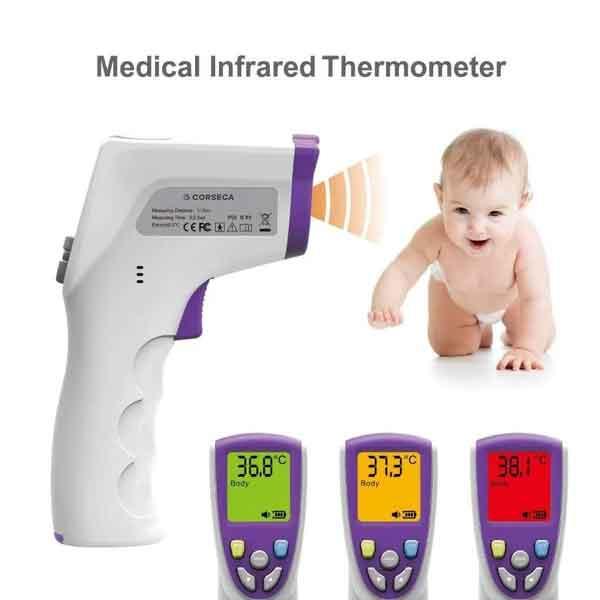Corseca Medical Non Contact Infrared Thermometer (WK-168)