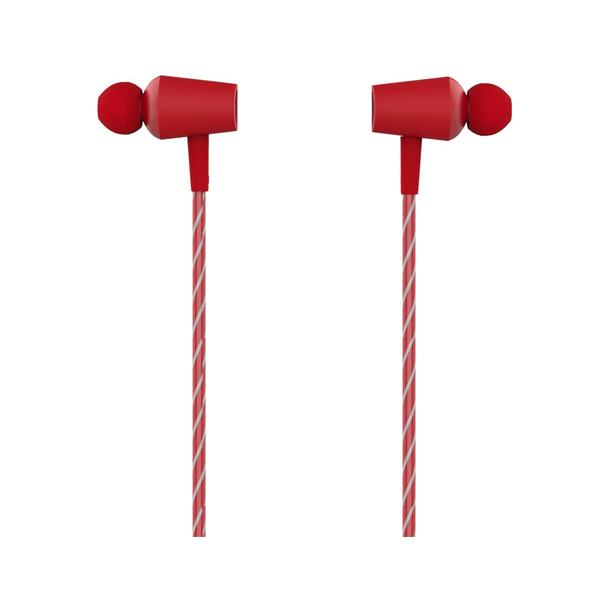 Corseca Ripple (DMHF42) Light Comfortable Deep Bass Balanced in-Ear Headphones with Volume Control and Mic (Multicolour)