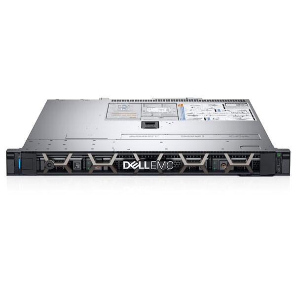 Dell EMC PowerEdge (R340) Rack Server (Intel Xeon E-2124/ 16GB RAM/ 2TB HDD/ NO OS/ 5 year warranty), Black