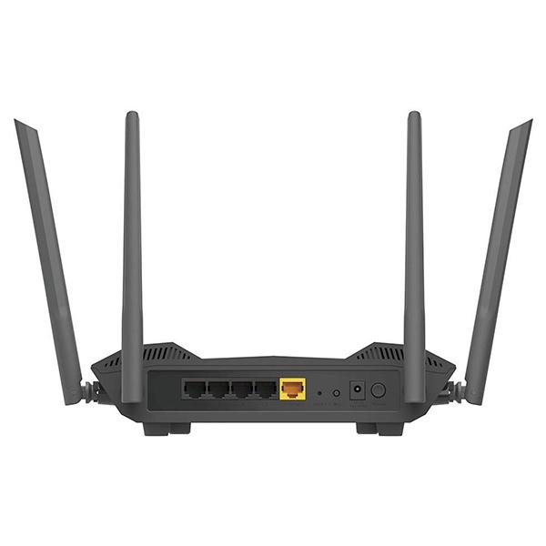 D-Link DIR-X1560 - AX1500 Wi-Fi 6 Router (Black, Not a Modem)