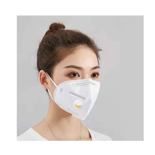 Gizmore N-95 Anti-Bacterial Mask With Respirator (ZMR05)