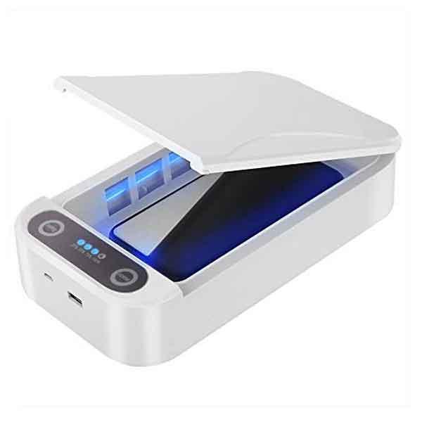 Gizmore Multifunction UV Sterilize Box (GIZ-UV893) White