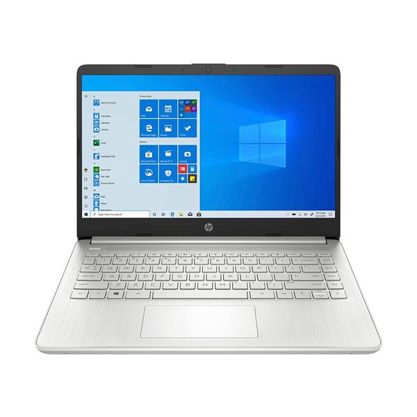 HP 14S-FQ0526AU (440L4PA) Laptop (AMD Ryzen 5 3500U/ 8GB RAM/ 512GB SSD/ Windows 10 + MS Office/ 14 Inch FHD/ 1Year Warranty) Silver