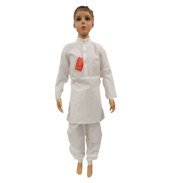 hyton Pure Cotton kurta pajama (Size-1 to 10)