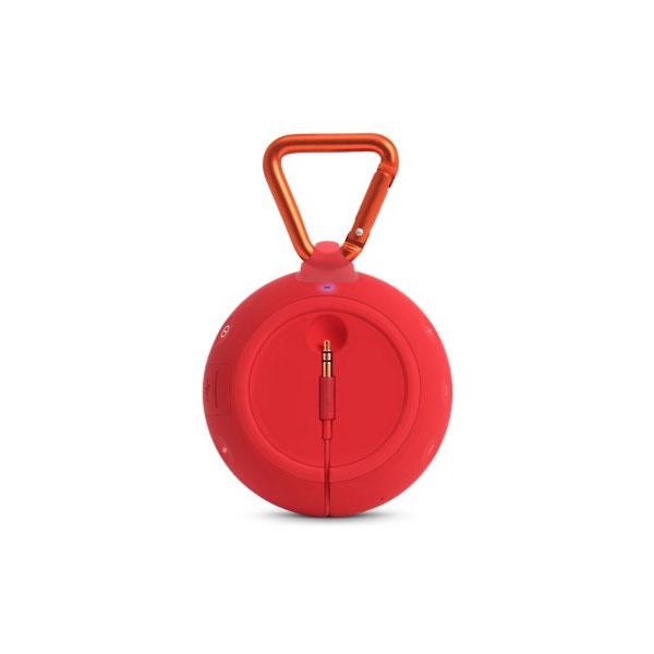 JBL Clip 2 (JBLCLIP2REDEU) Portable Bluetooth Speaker (Red)