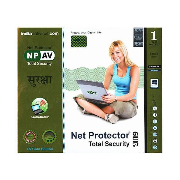 NPAV Net Protector Total Security 2019 - 1 PCs, 1 Year