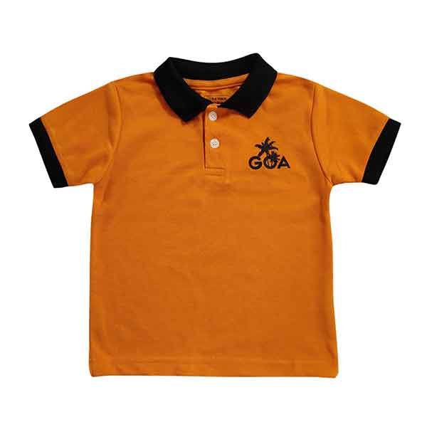 Offbeat Casual Cotton Three T-Shirt Combo Pack (Size-1 Years )