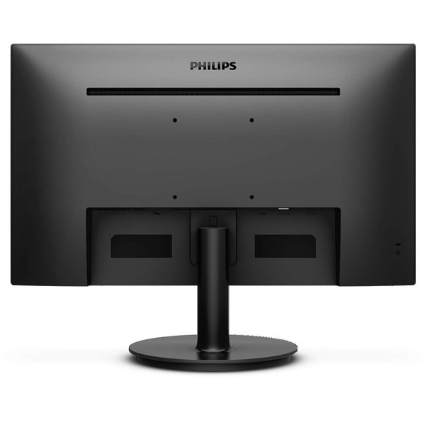 """PHILIPS 271V8/94 23.8"""" IPS Panel Smart Image LED Monitor with, VGA & HDMI Connectivity, FHD (Black)"""