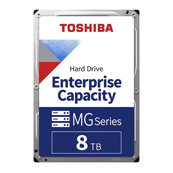 Toshiba 8TB SATA 6 Gb/s Enterprise Hard Drive (MG06ACA800E)