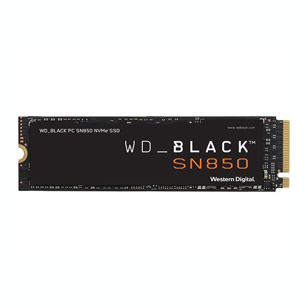 WD SN850 NVMe M.2 2280 1TB PCI-Express 4.0 x4 3D NAND Internal Solid State Drive