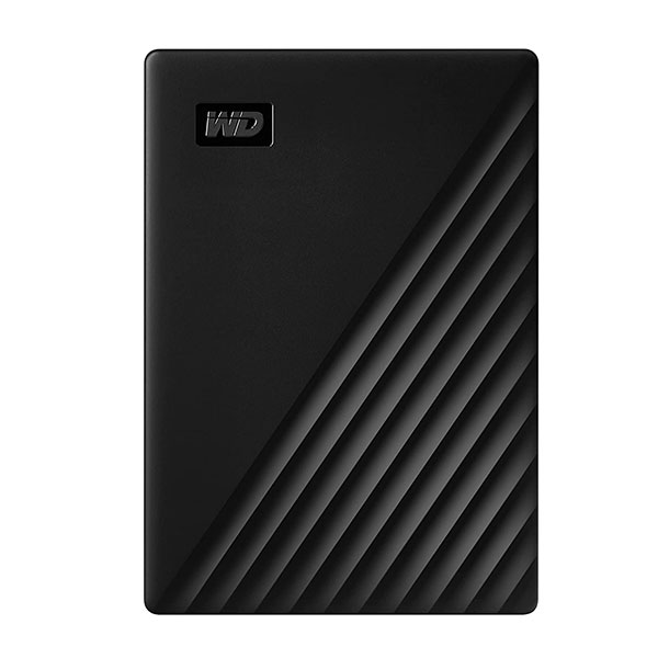 WD 2TB My Passport Portable External Hard Drive (WDBYVG0020BBK-WESN)