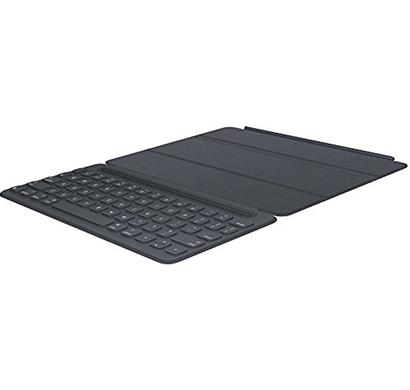 apple - mm2l2zm/a, smart keyboard for 9.7 inch i pad pro, black, 1 year warranty