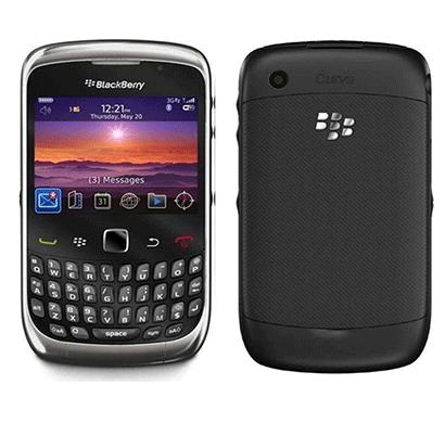 blackberry 9330 2.4 inches display, 2 mp primary camera, 1150 mah black