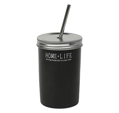 cosmosgalaxy coffee tea mug in ceramic with lid and straw