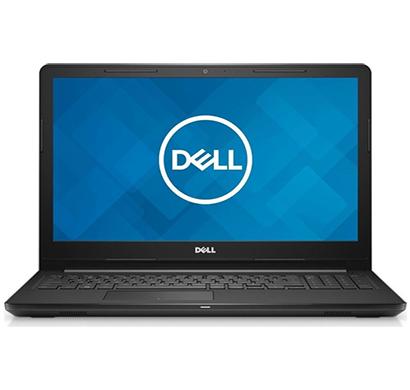dell inspiron - a561236sin9, 3567 laptop, intel core - i7-7500, 8 gb, 1 tb, 2 amd, 15.6 inch, windows 10, black, 1 year warranty