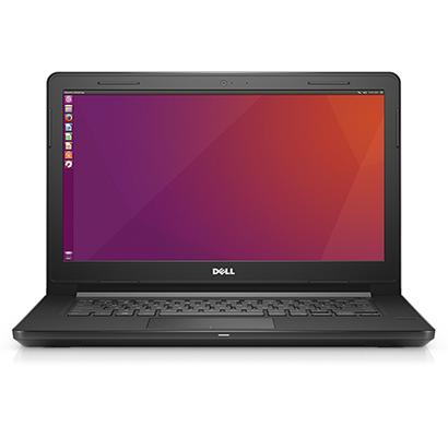 dell vostro 3468 a552503uin9 celeron 3855u 4gb ram/ 1tb hdd/ 14 inch/ dvd/ ubuntu/ 1year warranty/ black