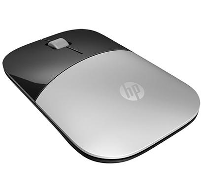 hp- z3700, wireless mouse, silver, 1 year warranty