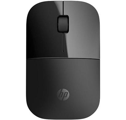 hp- z3700, wireless mouse, black, 1 year warranty