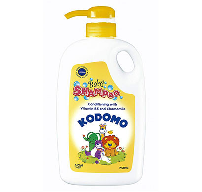 kodomo baby conditioning shampoo/ 750 ml